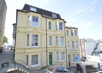 Thumbnail 1 bed flat for sale in Wellington House, Castlehill Passage, Hastings, East Sussex