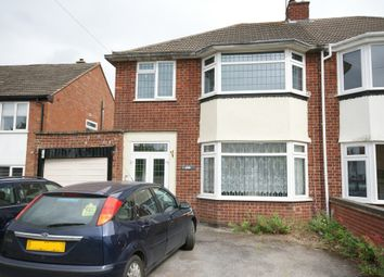 Thumbnail 3 bed semi-detached house for sale in Murcott Road East, Whitnash, Leamington Spa