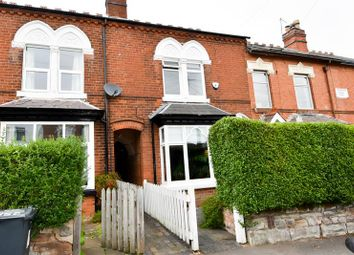Thumbnail 4 bed terraced house for sale in Franklin Road, Bournville, Birmingham