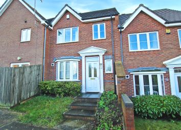 Thumbnail 3 bed town house for sale in City View, Mapperley, Nottingham