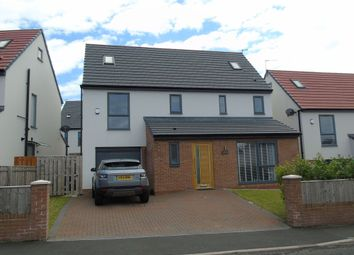 Thumbnail 5 bedroom detached house for sale in Paddock Lane, New Silksworth, Sunderland