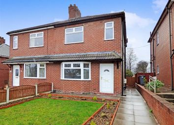 Thumbnail 3 bed semi-detached house to rent in Crackley Bank, Chesterton, Newcastle-Under-Lyme