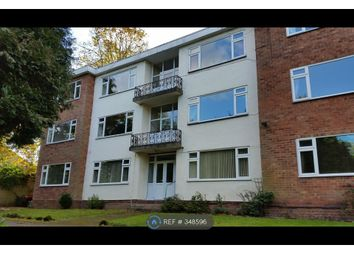 Thumbnail 2 bed flat to rent in Clarence Road, Sutton Coldfield