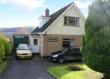 Thumbnail 4 bed detached house for sale in High Trees, Fron Lane, Newtown, Powys