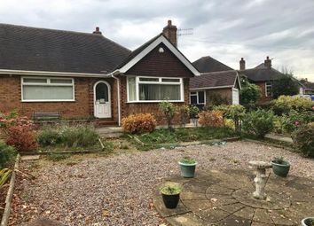 Thumbnail 2 bed bungalow for sale in Tittensor Road, Clayton, Newcastle-Under-Lyme, Staffs