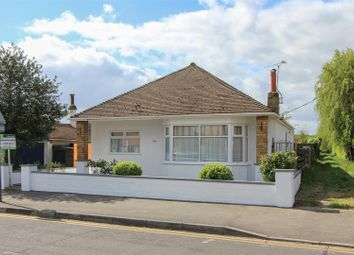 Thumbnail 2 bed detached bungalow for sale in Bridgefield Road, Whitstable
