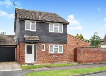 Thumbnail 3 bed detached house for sale in Shetland Road, Haverhill