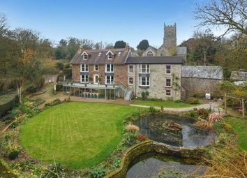 Thumbnail 7 bed property for sale in St Clement, Truro