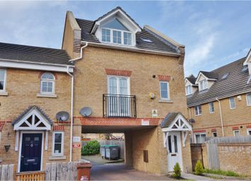 Thumbnail 2 bed end terrace house for sale in Chestnut Grove, London