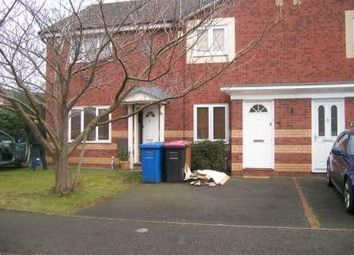 Thumbnail 2 bed terraced house to rent in Velour Close, Salford, Manchester