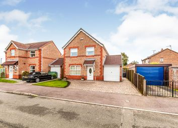 Thumbnail 4 bed detached house for sale in Chatsworth Road, Creswell, Worksop