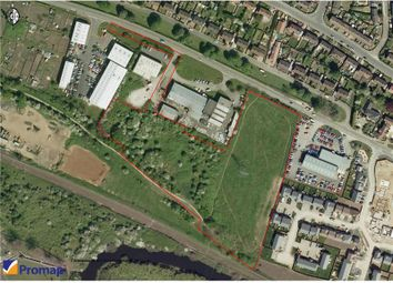Thumbnail Land for sale in Freehold Development Opportunity, Land Off, Nottingham Road, Derby, Derbyshire, England