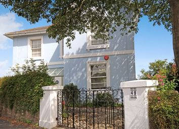 Thumbnail 4 bed detached house for sale in Trumlands Road, Torquay