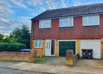 Coxes Lane, Ramsgate CT12. 3 bed semi-detached house