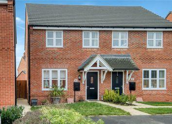 Thumbnail 3 bed semi-detached house for sale in Dove Close, Southam, Warwickshire