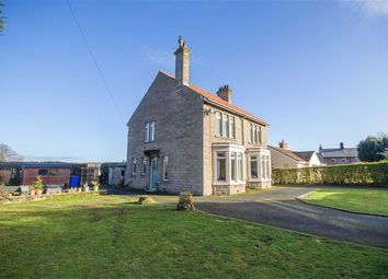 Thumbnail 4 bed detached house for sale in Brewery Road, Wooler, Northumberland