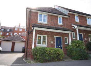 Thumbnail 3 bed semi-detached house to rent in Woodbury Lane, Salisbury