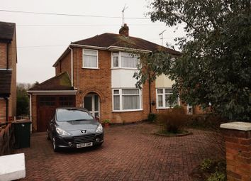 Thumbnail 3 bedroom semi-detached house to rent in Alfriston Road, Coventry