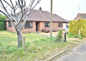 Thumbnail 3 bedroom detached bungalow for sale in Malthouse Crescent, Heacham, King's Lynn