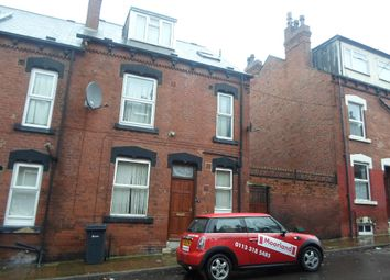 Thumbnail 2 bedroom terraced house for sale in Lascelles Terrace, Leeds