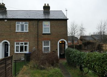 Lent Rise Road, Burnham, Slough SL1. 2 bed end terrace house for sale