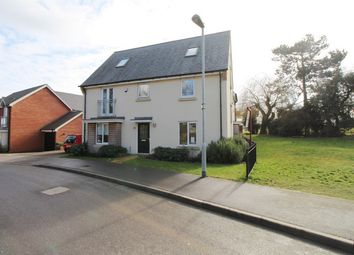 Thumbnail 6 bed detached house for sale in Knights Way, St. Ives, Huntingdon