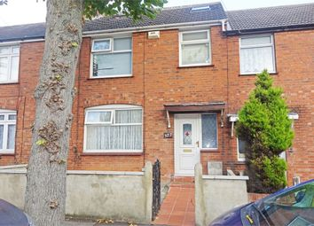 Thumbnail 5 bed terraced house for sale in Beechwood Road, Luton, Bedfordshire