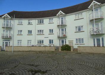 Thumbnail 2 bed flat for sale in Ocean Crescent, Maritime Quarter, Swansea