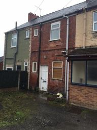 Thumbnail 2 bedroom mews house to rent in Park Street, Chesterfield