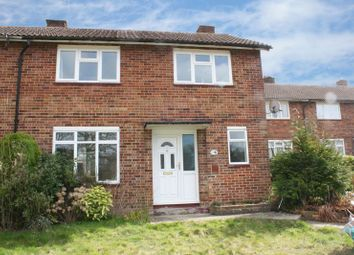 Thumbnail 3 bed terraced house to rent in The Rise, Crawley