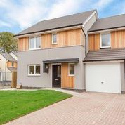 Thumbnail 4 bed semi-detached house for sale in Plot 35 The Mull, Little Cairnie, Arbroath
