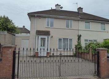Thumbnail 3 bed semi-detached house for sale in Reabrook Road, Birmingham