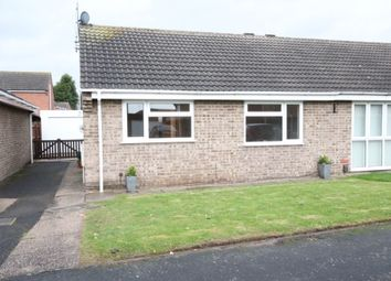 Thumbnail 2 bed detached bungalow to rent in Lauder Close, Sinfin, Derby