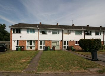 Thumbnail 3 bed town house to rent in Priory Road, Shirley, Solihull