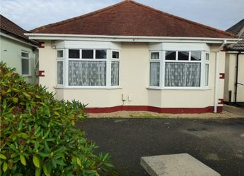 2 bed bungalow for sale in Hawden Road, Bournemouth, Dorset BH11