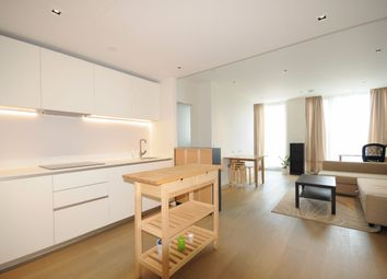 Thumbnail 1 bed flat to rent in 1805 South Bank Tower, London