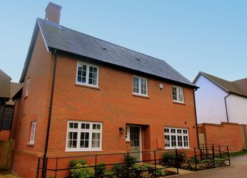 Thumbnail 5 bed detached house to rent in Meadow View, Winchester