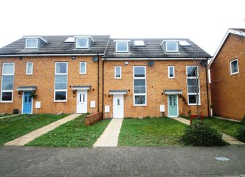 Thumbnail 4 bedroom town house to rent in Helidor Walk, Sittingbourne