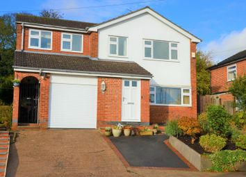 Thumbnail 4 bed detached house for sale in Trinity Close, Ashby De La Zouch
