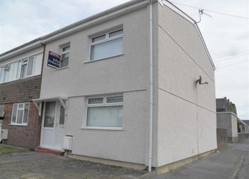 Thumbnail 3 bed end terrace house for sale in Biddulph Estate, Llanelli