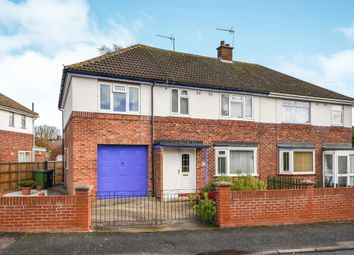 Thumbnail 5 bed semi-detached house for sale in King John Avenue, Gaywood, King's Lynn