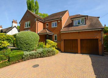 Thumbnail 5 bed detached house to rent in Shires Drive, Querneby Road, Mapperley, Nottingham