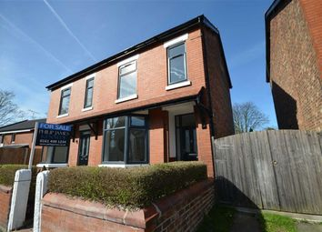 Thumbnail 4 bedroom semi-detached house for sale in Lingard Road, Northenden, Manchester, Manchester