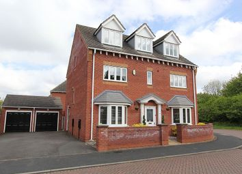 Thumbnail 5 bedroom detached house for sale in Dulwich Grange, Bratton, Telford, Shropshire