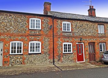 Thumbnail 3 bedroom cottage for sale in Stanningfield Road, Bury St. Edmunds, Suffolk