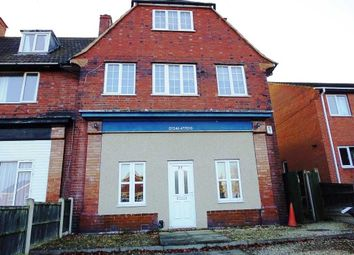 Thumbnail 1 bed flat to rent in Hollingwood Crescent, Hollingwood, Chesterfield