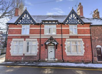 Thumbnail 3 bed terraced house for sale in Crewe Road, Nantwich, Cheshire