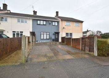 3 bed terraced house for sale in Wreford Crescent, Thurnby Lodge, Leicester LE5