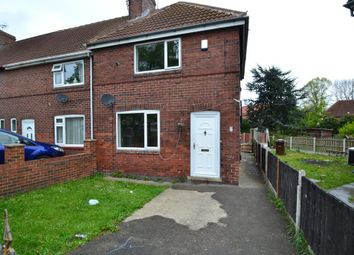 Thumbnail 3 bed terraced house for sale in Saxon Grove, South Kirkby, Pontefract