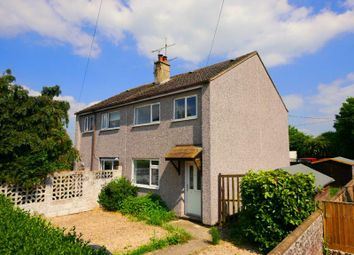 Thumbnail 3 bed semi-detached house to rent in Burcombe, Woodmancote, Cirencester